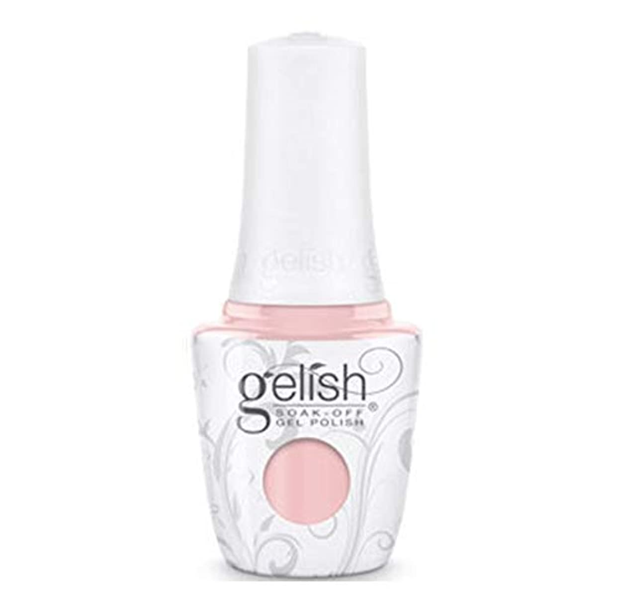 インフラリビジョン傾いたHarmony Gelish - The Color of Petals - Strike A Posie - 15 mL / 0.5 oz