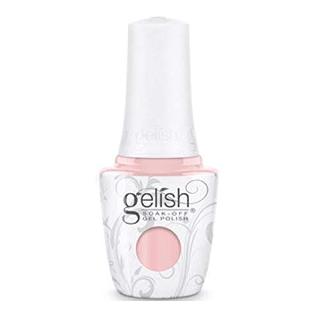 コンサート粘土広告主Harmony Gelish - The Color of Petals - Strike A Posie - 15 mL / 0.5 oz