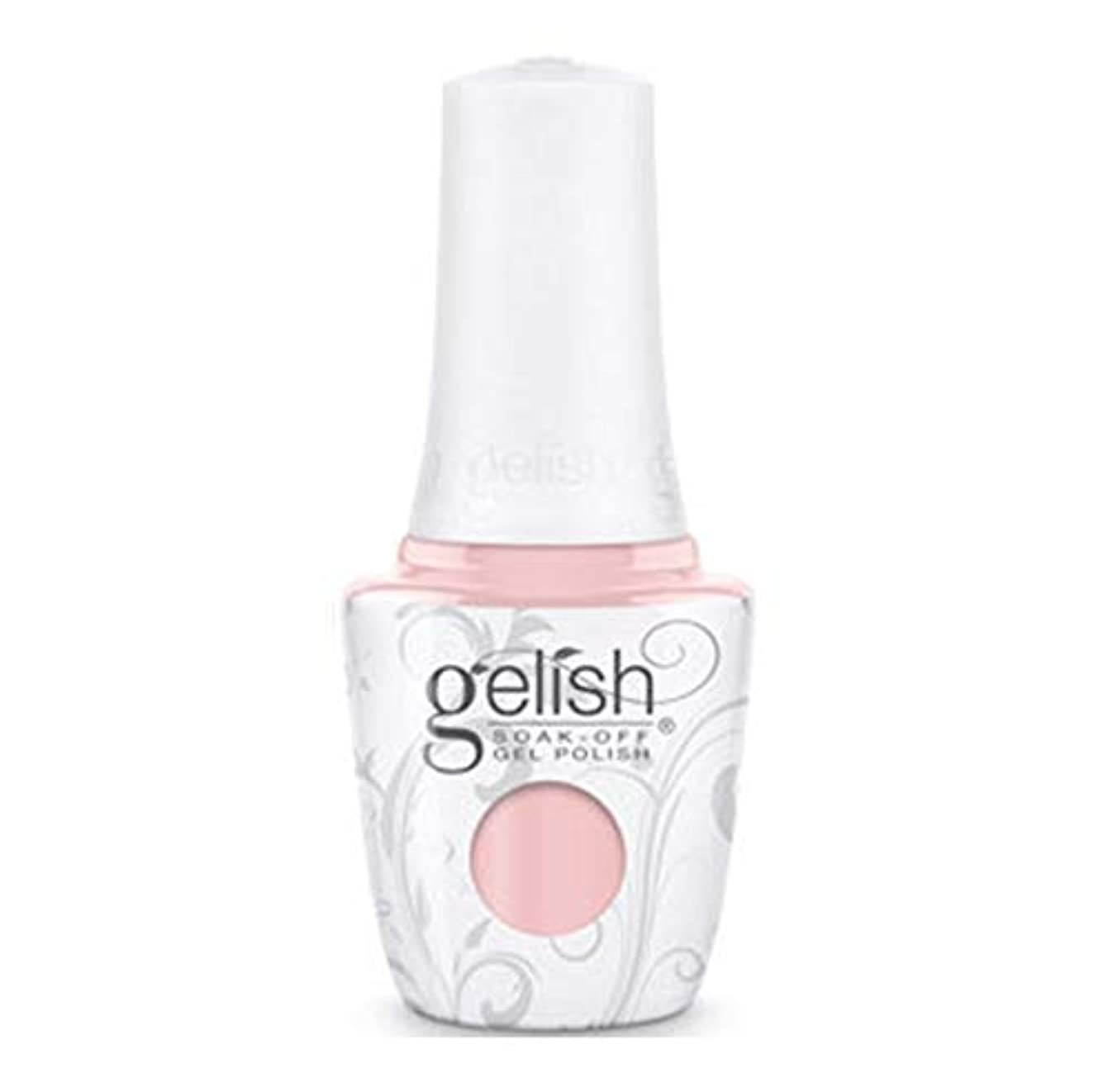 不足ガソリンドリルHarmony Gelish - The Color of Petals - Strike A Posie - 15 mL / 0.5 oz