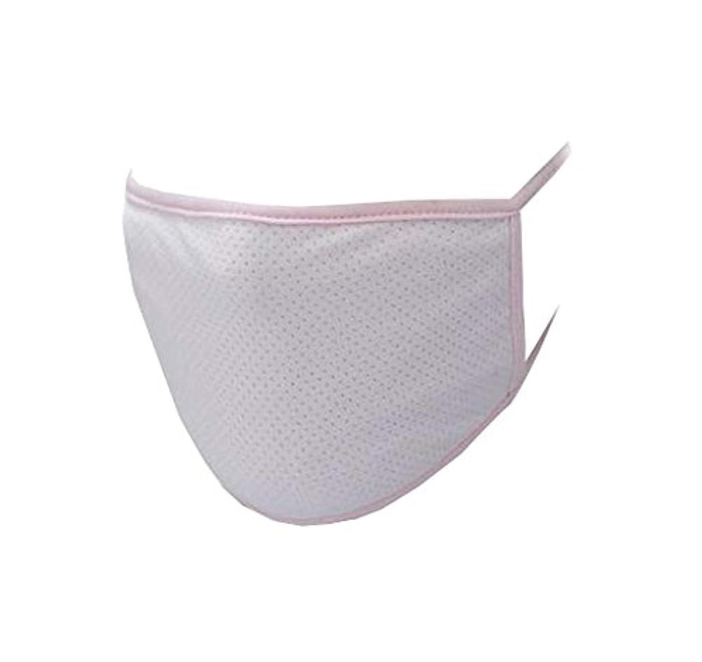 所持蒸誤解する口マスク、再使用可能フィルター - 埃、花粉、アレルゲン、抗UV、およびインフルエンザ菌 - D