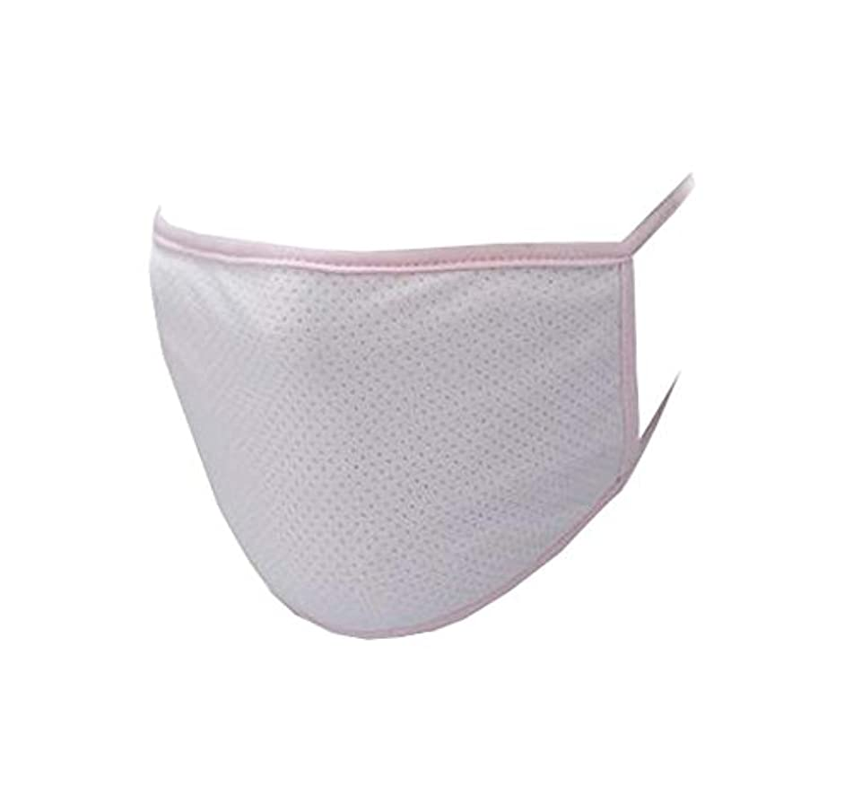 受益者占めるフィードオン口マスク、再使用可能フィルター - 埃、花粉、アレルゲン、抗UV、およびインフルエンザ菌 - D