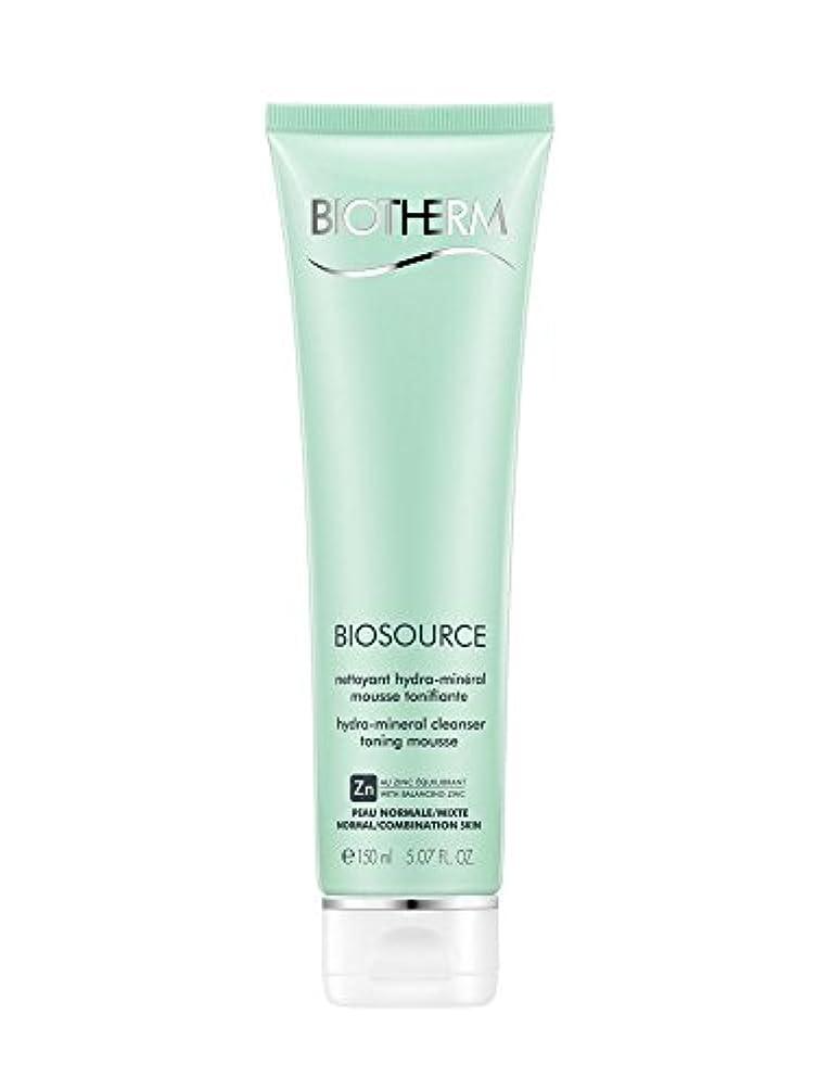発見する苦情文句追加するビオテルム Biosource Purifying Foaming Cleanser - Normal to Combination Skin 150ml/5.07oz並行輸入品
