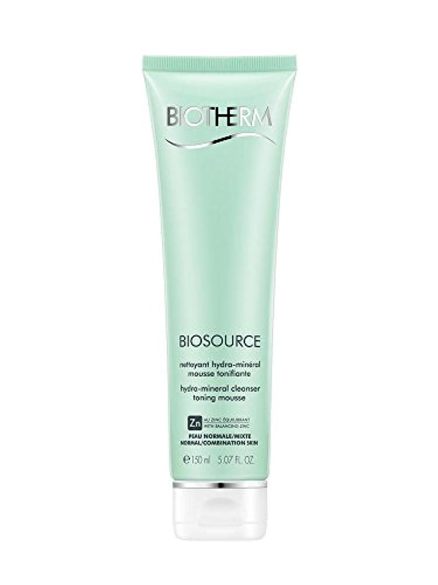 最初維持するポータルビオテルム Biosource Purifying Foaming Cleanser - Normal to Combination Skin 150ml/5.07oz並行輸入品