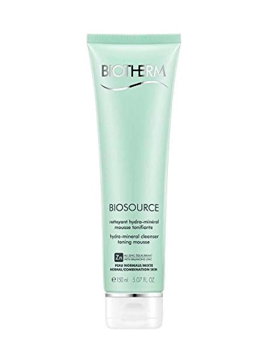 ミント楽しませるオリエンタルビオテルム Biosource Purifying Foaming Cleanser - Normal to Combination Skin 150ml/5.07oz並行輸入品