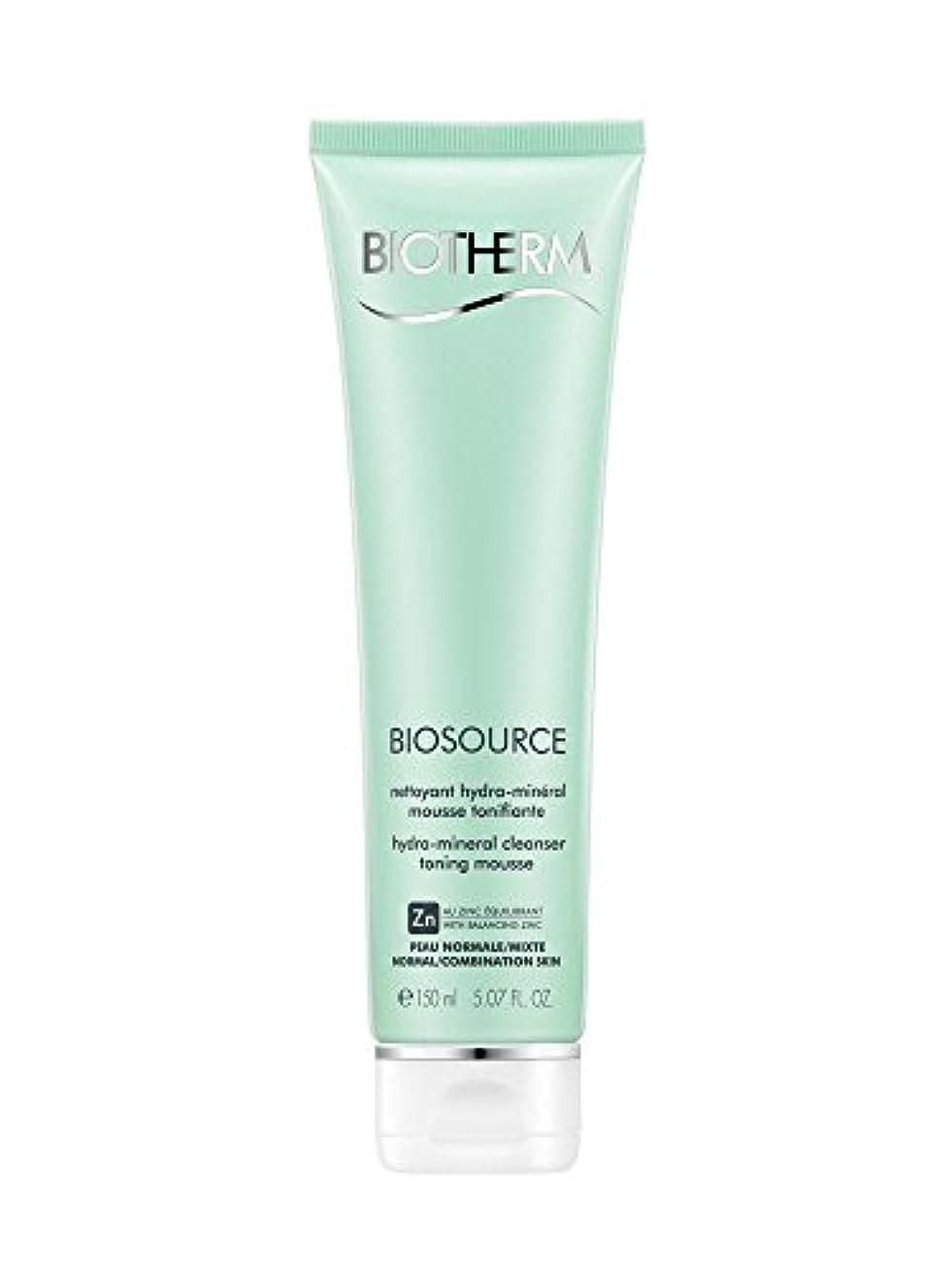 早く講義モーテルビオテルム Biosource Purifying Foaming Cleanser - Normal to Combination Skin 150ml/5.07oz並行輸入品