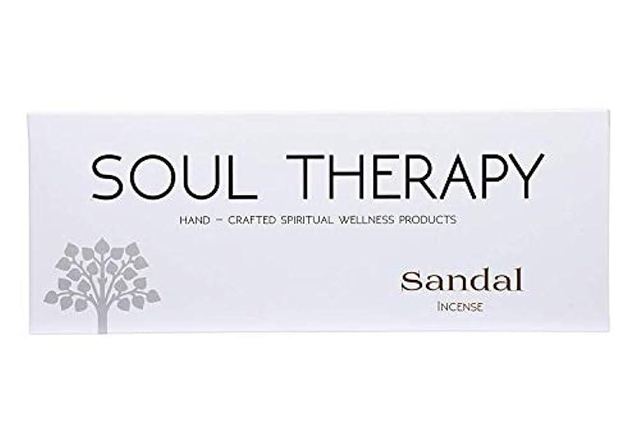 ロードブロッキングマイナスコジオスコBIC Panchavati Sandal Soultherapy Incense Sticks/Agarbatti (Pack of 6)