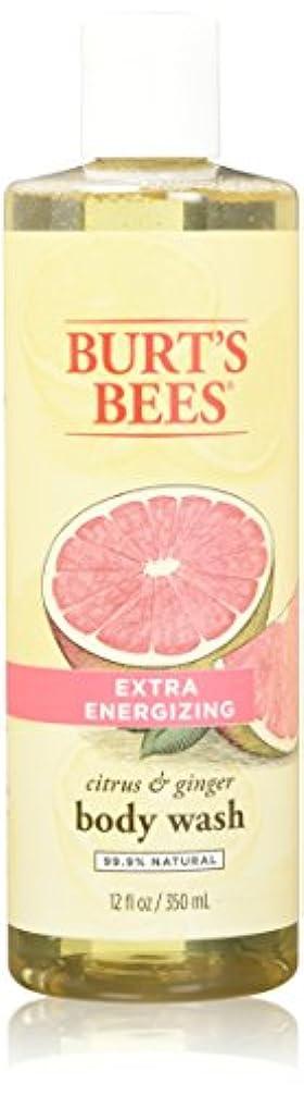 音テレックス認可Burts Bees Body Wash Citrus & Ginger 12 fl oz/Burts????12?????WWWW?????????????????