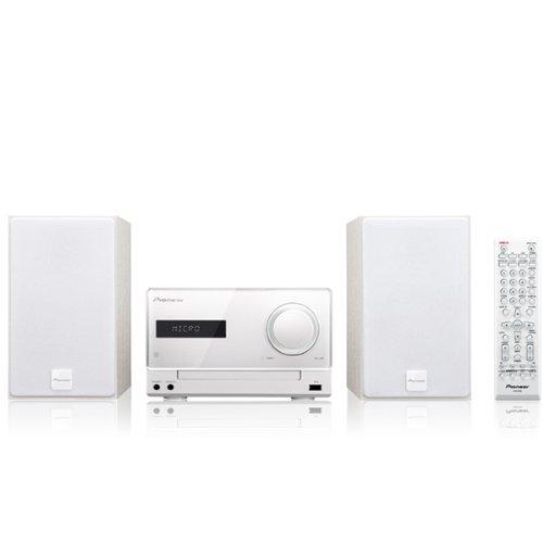 RoomClip商品情報 - Pioneer CDミニコンポーネントシステム iPod/iPhone/iPad対応 ホワイト X-CM31-W