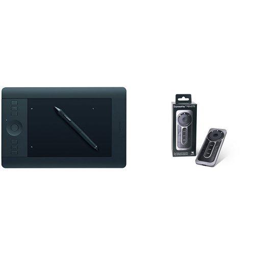 ワコム ペンタブレット intuos Pro Sサイズ + ワイヤレスコントローラー セット
