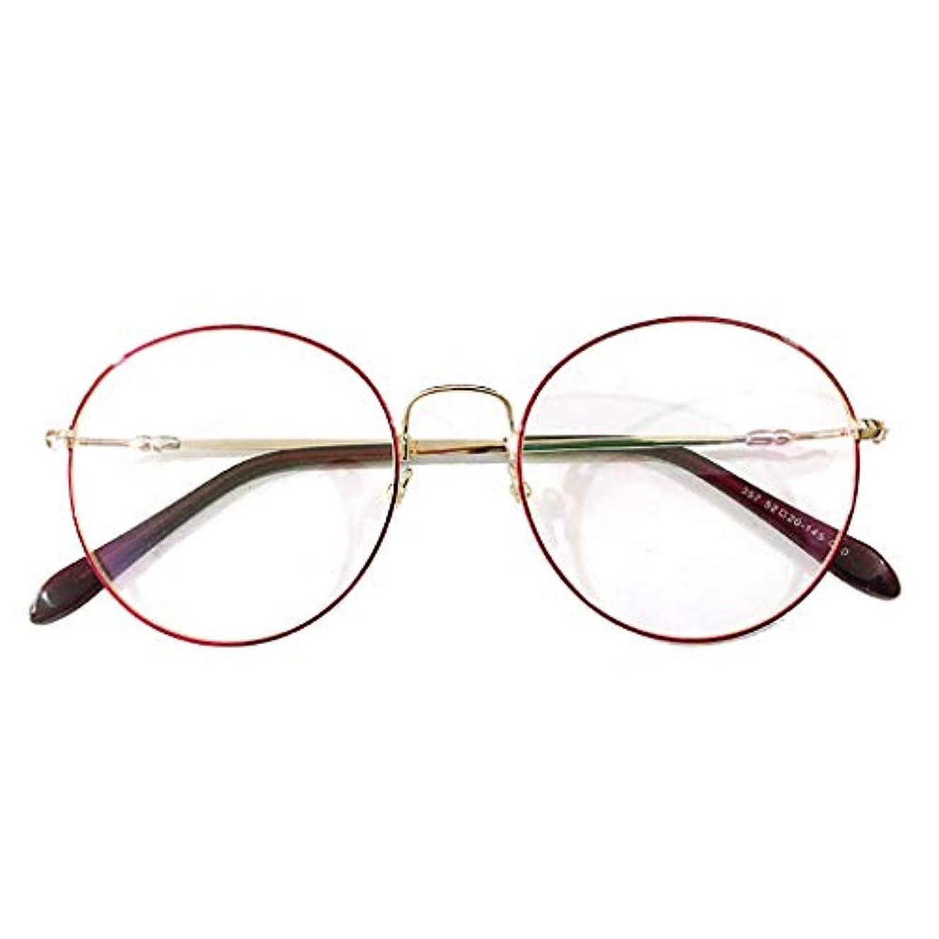 省データペダルアンチブルーレイメタル老眼鏡、ヴィンテージラウンドクラシックユニセックスメガネ、+ 1.0?+ 3.0(4色)