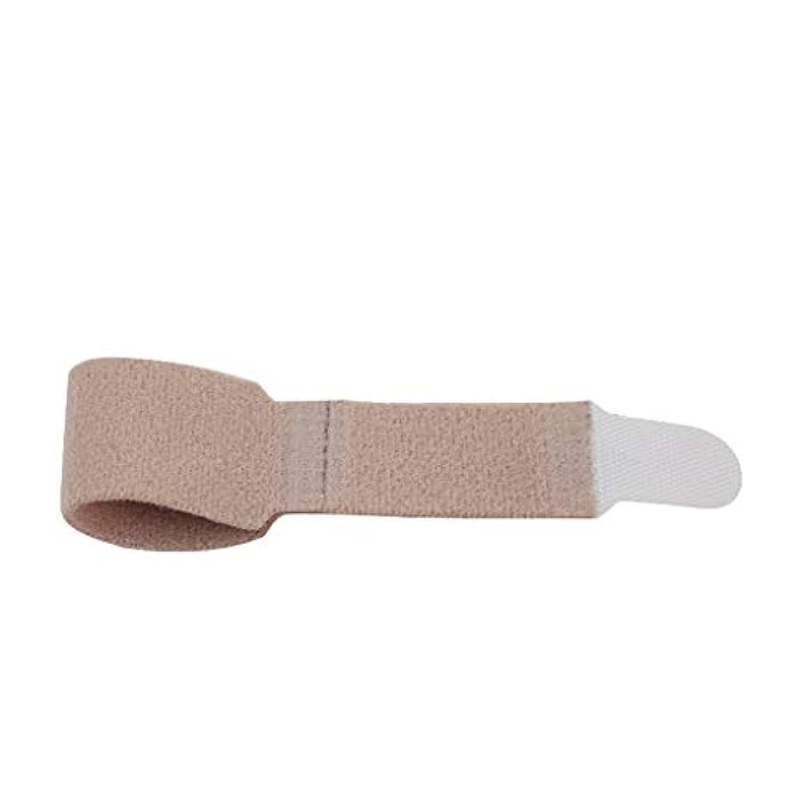 各意気込み流体つま先セパレーター 昼と夜 汗を吸収する肌 高弾性 親指外反を重ねて着用 (1) (Size : M)