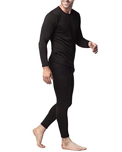 (ラパサ)Lapasa あったかインナー 防寒肌着 特厚保温 長袖シャツ 長ズボン下 冬用起毛 M24