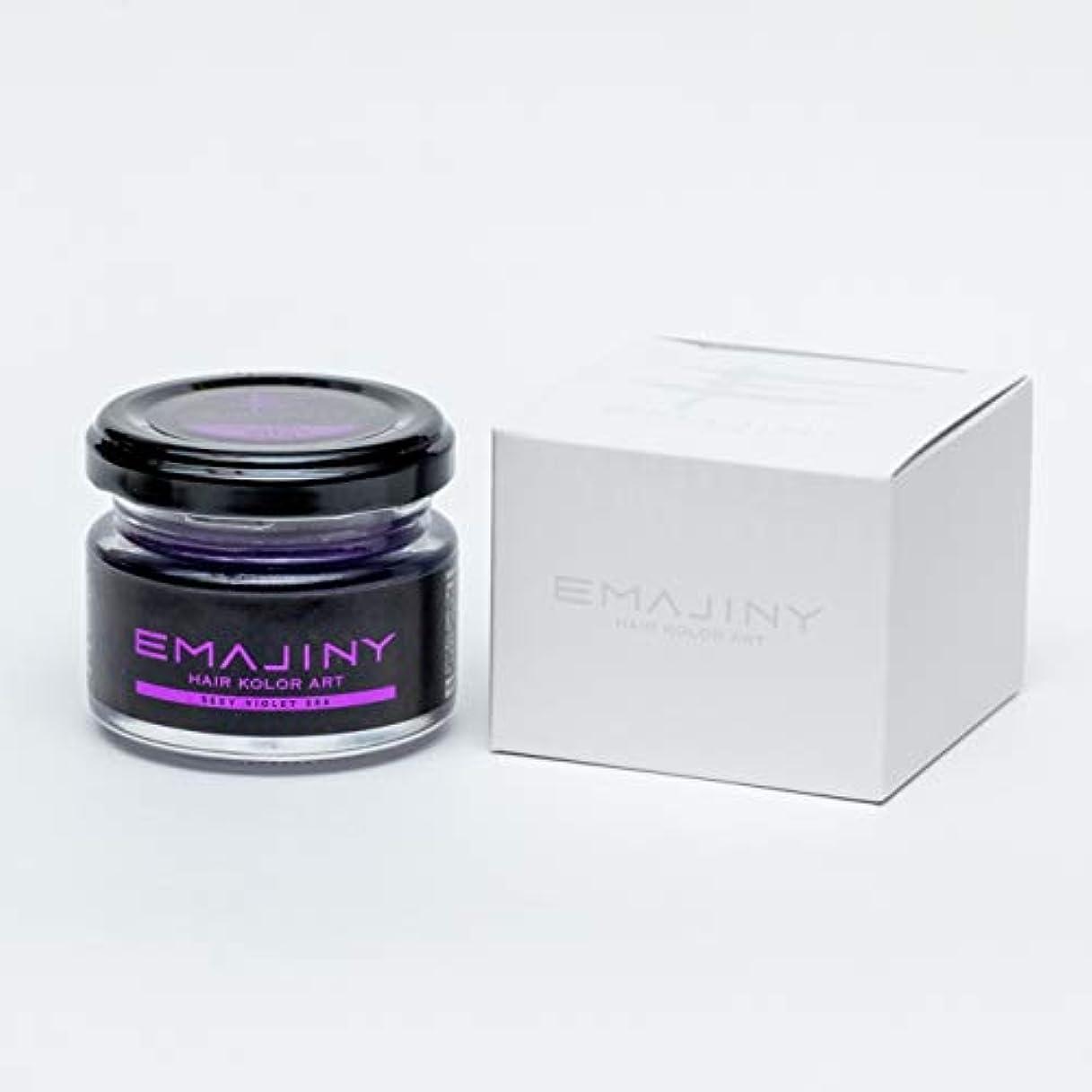 名誉仮定郊外EMAJINY エマジニー カラーワックス Sexy Violet S84 ヴァイオレットギフトセット