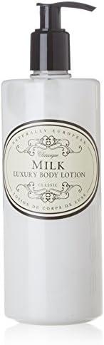 Naturally European Milk Cotton Body Lotion, 500 ml