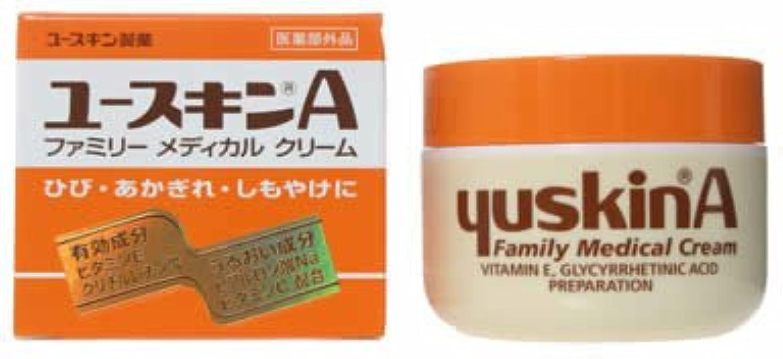 一方、ナチュラル酸度【指定医薬部外品】ユースキンA 70g (手荒れ かかと荒れ 保湿クリーム)