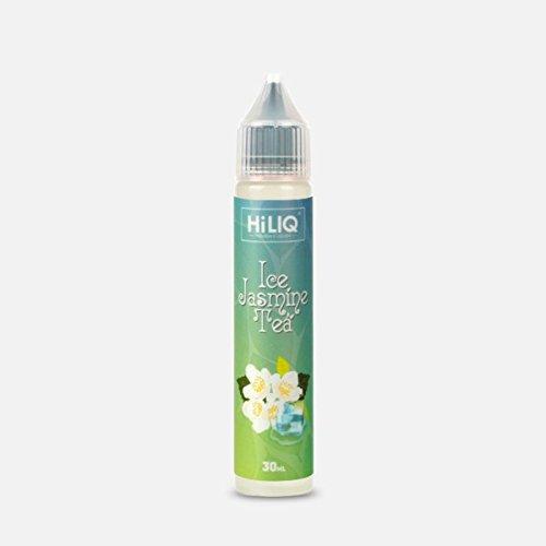 HILIQ(ハイリク)電子タバコリキッド アイスジャスミンティー Ice jasmine tea 30ML 2018 新登場 (50%VG:50%PG)