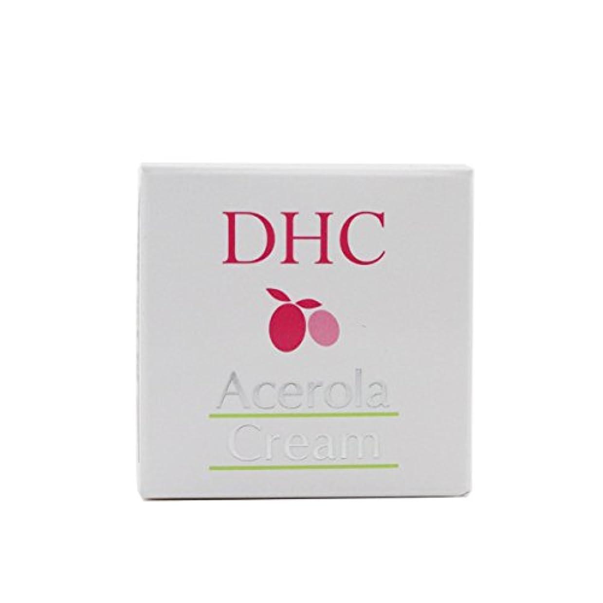 異常アラスカ反対DHC アセローラクリーム