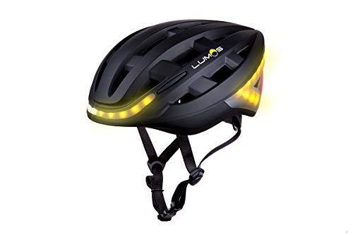 Lumos Kickstart Helmet Charcoal Black [並行輸入品]
