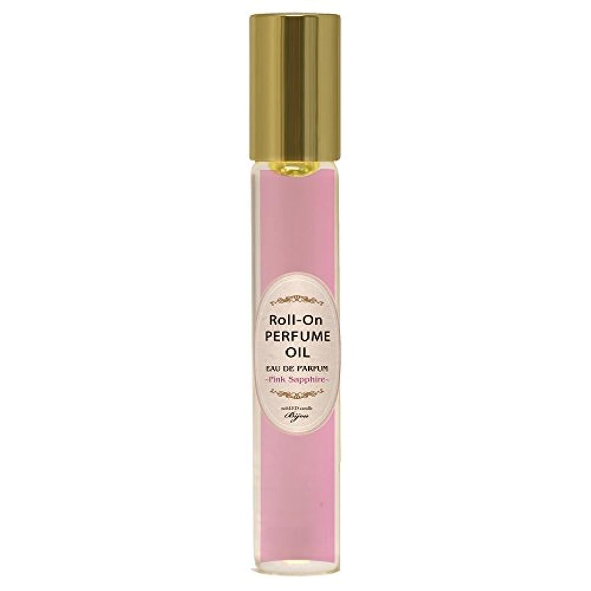 公使館種をまくポスターnobLED candle Bijou ロールオンパフュームオイル ピンクサファイア Pink Sapphire Roll-On PERFUME OIL ノーブレッド キャンドル ビジュー