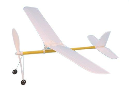 池田工業社 ゴム動力模型飛行機 はやぶさ 000055660