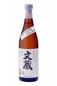 木下醸造所 文蔵 米焼酎25度 720ml.y.e/12本 お届けまで10日ほどかかります