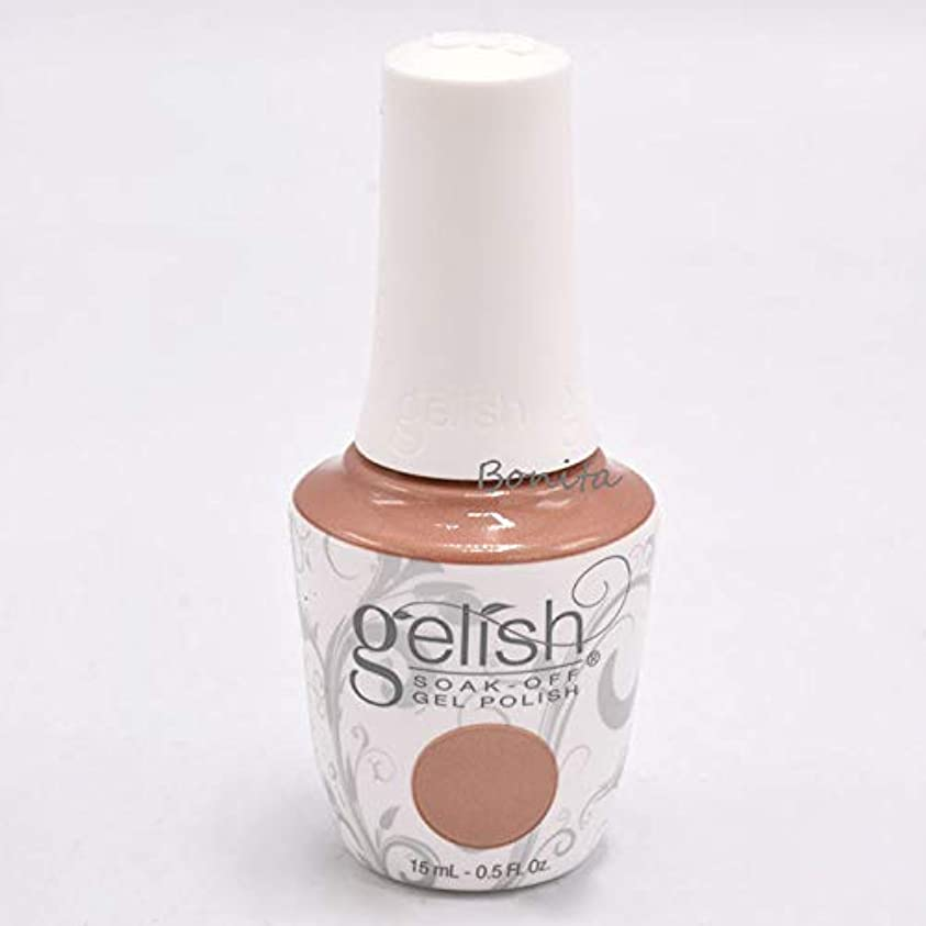 匹敵します逆にスパイGelish Soak-Off Gel - Hidden Identity - 15 ml / 0.5 oz
