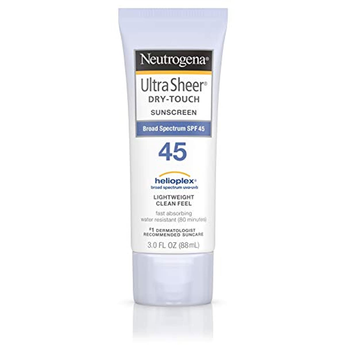 ロゴ不倫コック海外直送品 Neutrogena Neutrogena Ultra Sheer Dry-Touch Sunblock Spf 45【並行輸入品】