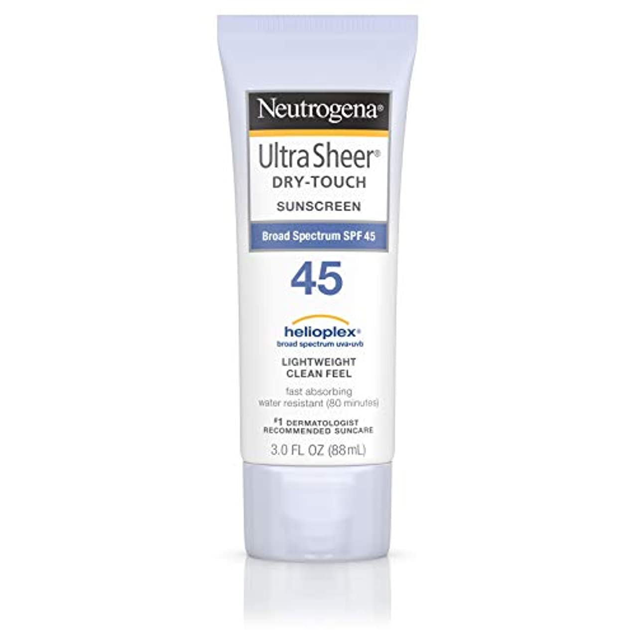 建物ローン頬骨海外直送品 Neutrogena Neutrogena Ultra Sheer Dry-Touch Sunblock Spf 45【並行輸入品】