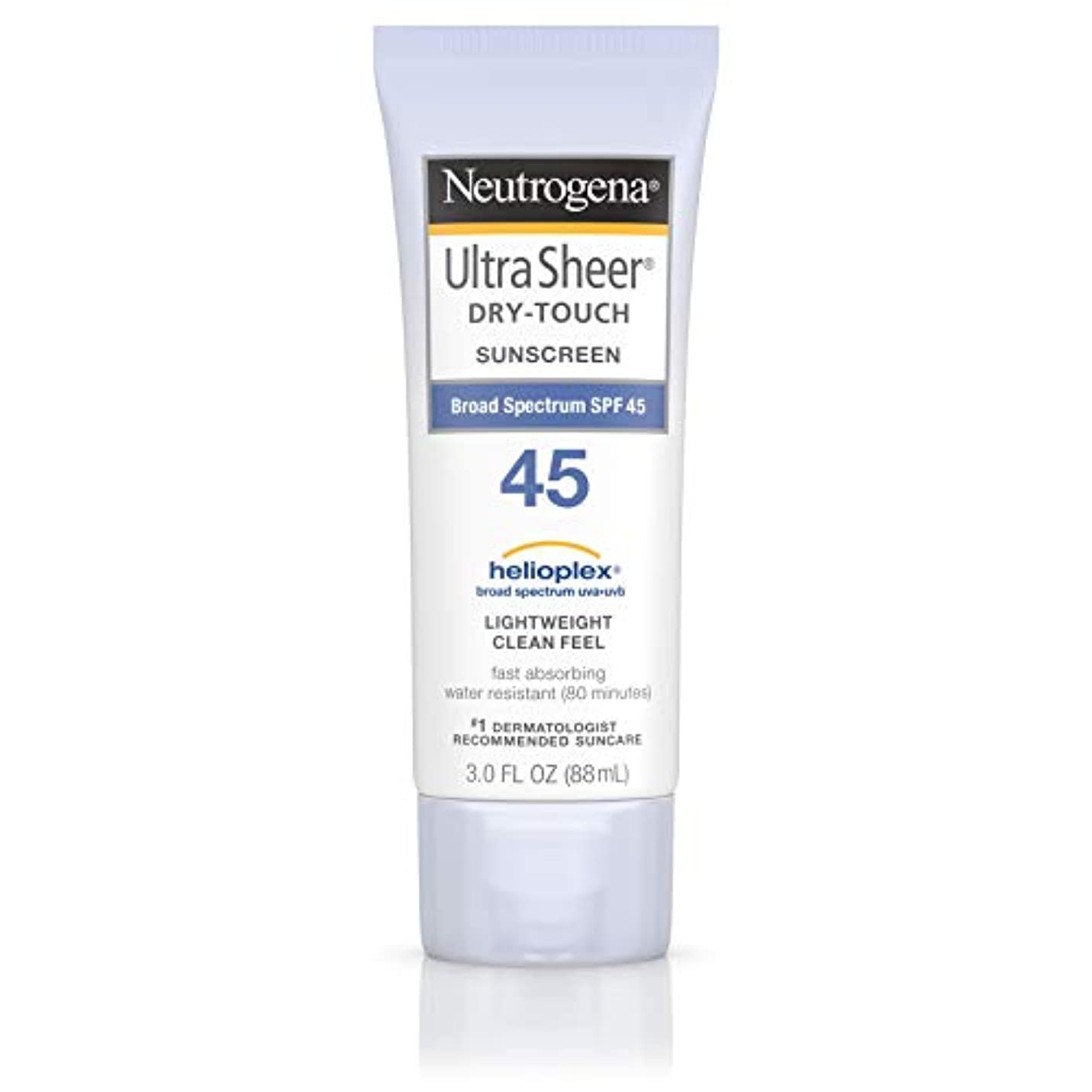 代理人タップ因子海外直送品 Neutrogena Neutrogena Ultra Sheer Dry-Touch Sunblock Spf 45【並行輸入品】