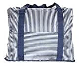 yemsy style トラベルバッグ 折りたたみ 旅行 バッグ 選べる カラー (ネイビー)