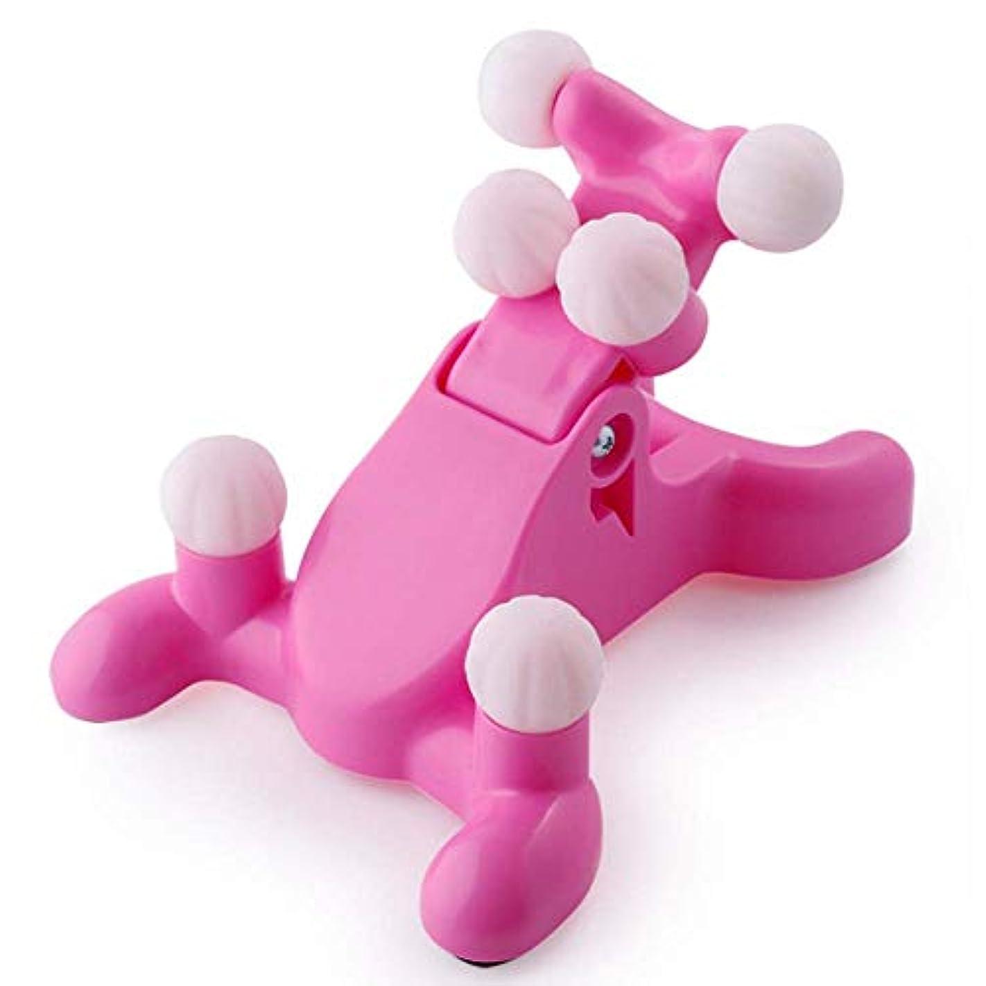 SUPFAN ネックマッサージャー ネックマッサージ器 首 マッサージ 肩こり 腰 ふくらはぎ 太もも 指圧代用器 ポイント消化,ネックマッサージャー、ネック&ショルダー指圧ディープティッシュトリガーポイント手動マッスルマッサージ