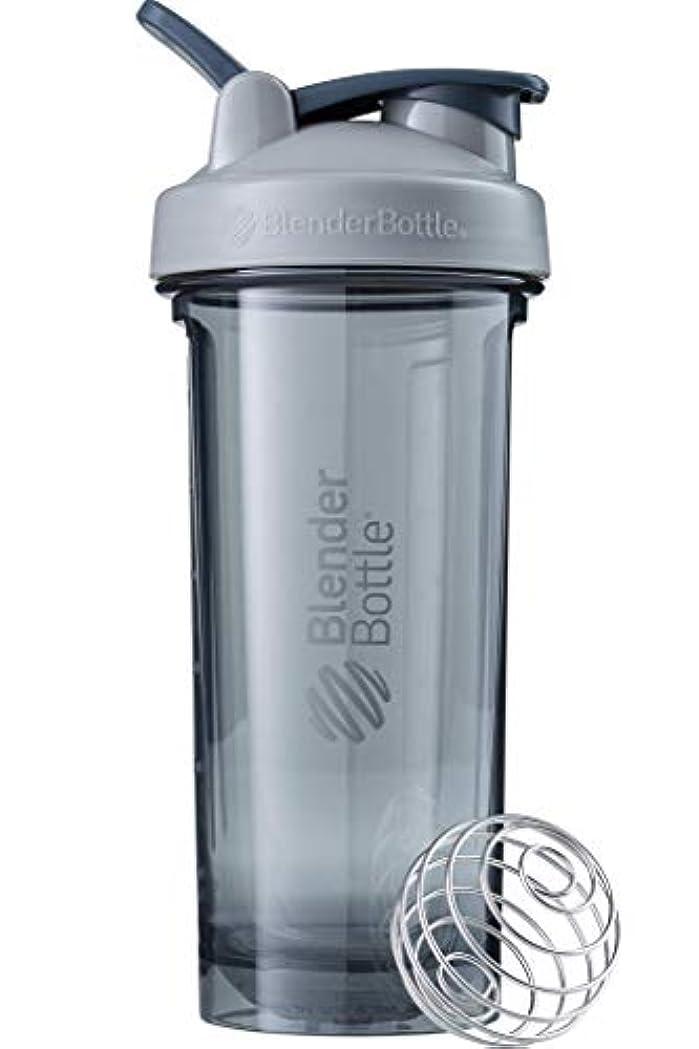 保安抑圧する穏やかなブレンダーボトル 【日本正規品】 ミキサー シェーカー ボトル Pro Series Tritan Pro28 28オンス (800ml) ぺブルグレー BBPRO28 PG