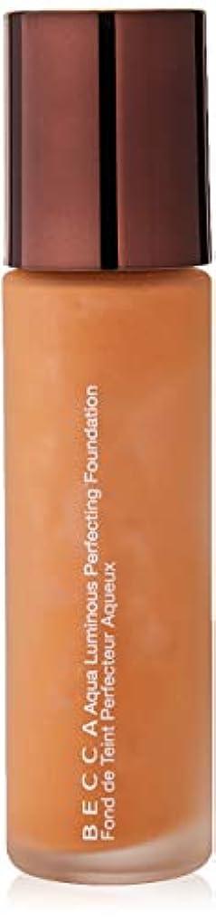 同封する置き場作業Aqua Luminous Perfecting Foundation - Warm Honey