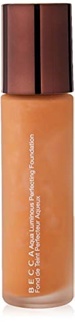 ブロック機密病気のAqua Luminous Perfecting Foundation - Warm Honey