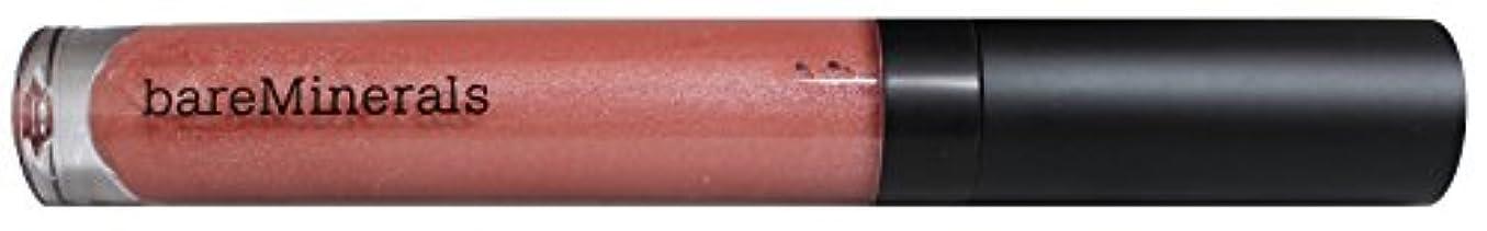 顔料死んでいる不良品ベアミネラル Moxie Plumping Lipgloss - # Spark Plug 4.5ml/0.15oz並行輸入品