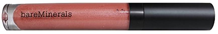 解釈する叙情的な四面体ベアミネラル Moxie Plumping Lipgloss - # Spark Plug 4.5ml/0.15oz並行輸入品