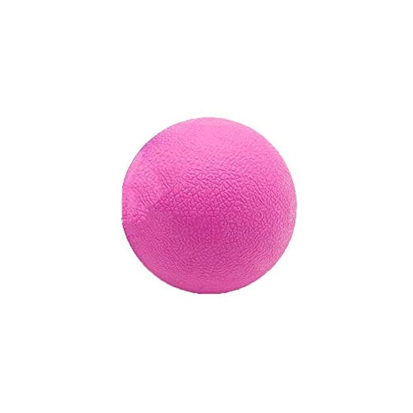 高くぶどう胸Tyou ロングホッケー ボール ストレッチ リリース マッサージボール 足部 マッサージボール 背中 筋肉 トレーニングボール ピンク