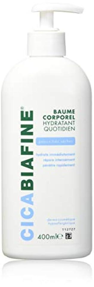 メインお香神学校CICABIAFINE Baume Hydratant Corporel Quotidien Peaux Tr鑚 S鐵hes (400 ml)