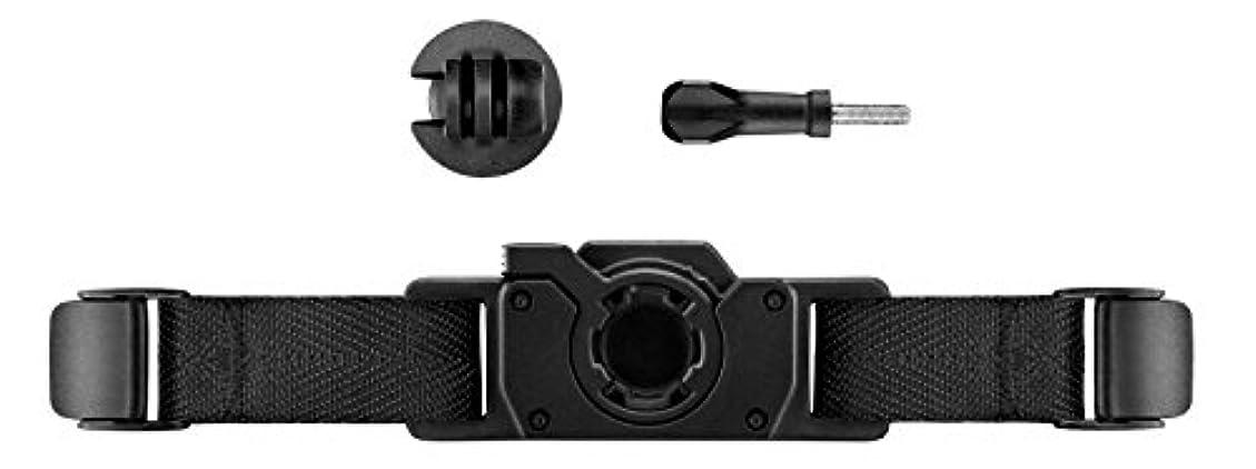 手錠堀ベースGARMIN(ガーミン) VIRB-J XE用 パーツ ベンテッドヘルメットマウント 1225604
