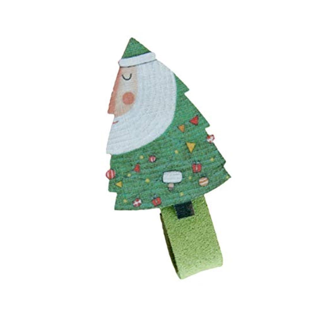 チャットリーン継続中Lurrose 女の子の十代の若者たちのためのキッズヘアクリップバレットクリスマスヘアピン