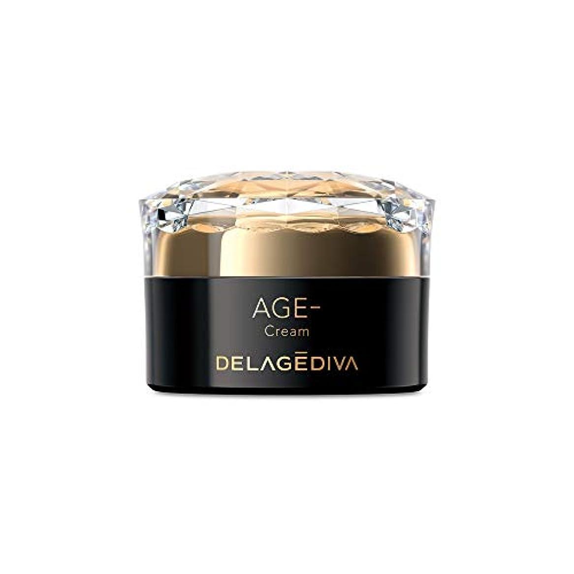 いくつかの実行宇宙船DELAGEDIVA AGE- Cream