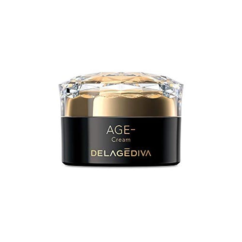 検出する組み合わせる過剰DELAGEDIVA AGE- Cream