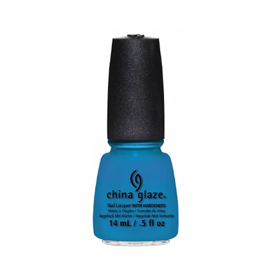 流産最大化する乳白色(6 Pack) CHINA GLAZE Nail Lacquer - Cirque Du Soleil Worlds Away 3D - Hanging In the Balance (並行輸入品)