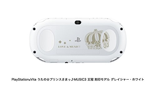 PlayStation®Vita うたの プリンスさまっ MUSIC3 王冠 刻印モデル