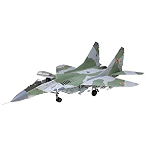 タミヤ 1/72 ウォーバードコレクション No.04 ロシア空軍 ミコヤン Mig-29 ファルクラム プラモデル 60704