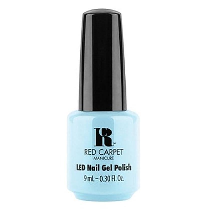 泣き叫ぶ遺産病なRed Carpet Manicure - LED Nail Gel Polish - Insta Famous - 0.3oz / 9ml