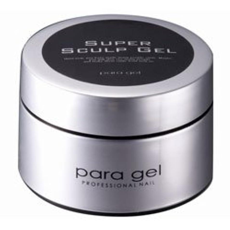 ★para gel(パラジェル) <BR>スーパースカルプジェル クリア 25g
