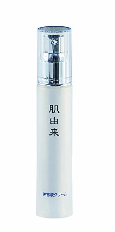 大声で味付け矢印肌由来化粧品 美容液クリーム 50ml