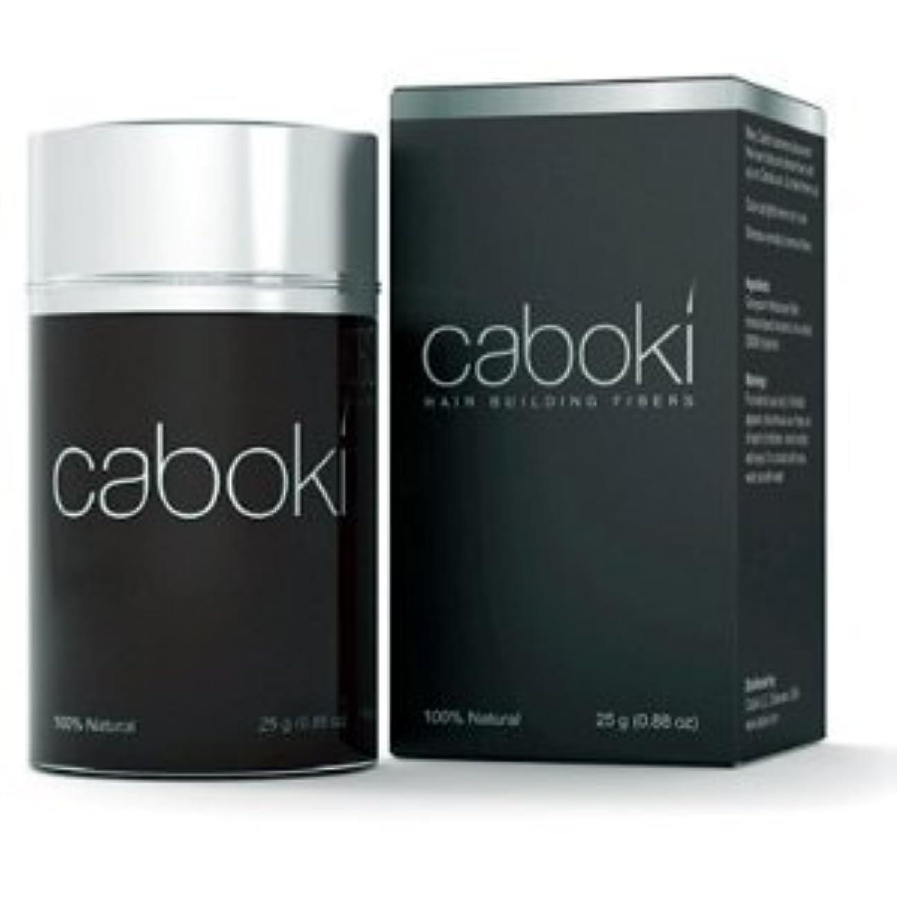 Caboki カボキコンシーラー 薄毛をカバー即座に増毛 約50日分 25g (ダークブラウン DarkBrown) [並行輸入品]