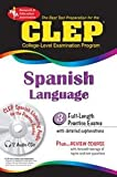 Best Test Preparation for the CLEP Spanish Language Book & CD-ROM edition